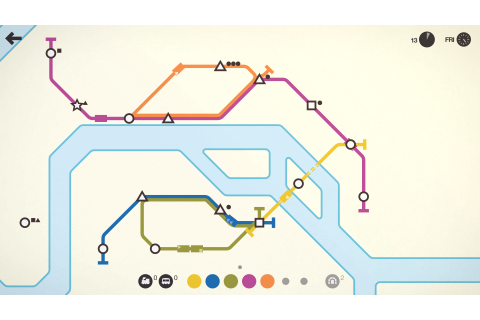 Download Mini Metro Full PC Game