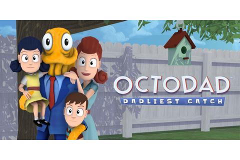 Octodad: Dadliest Catch | Nintendo Switch download ...