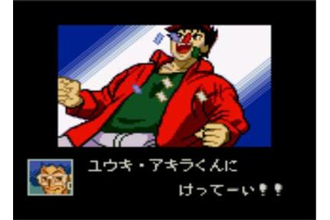 Test de Virtua Fighter Animation sur Sega Game Gear