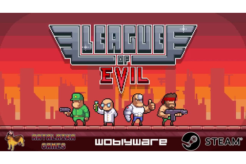REVIEW: League of Evil | PC Games n News