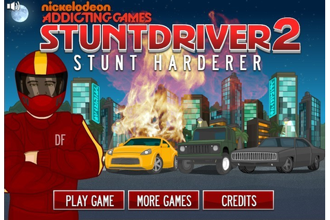 Stuntdriver 2 - Dave Fearless Hacked / Cheats - Hacked ...
