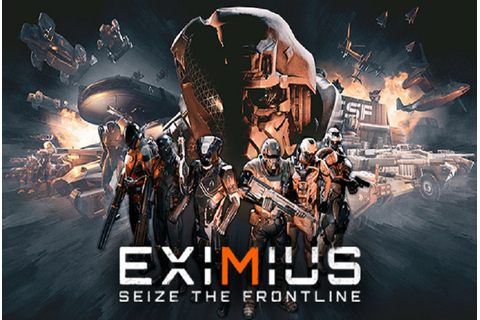 Eximus Seize the Frontline Free Download - Repack-Games