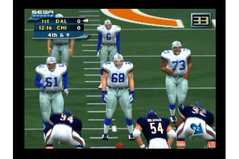 NFL 2K2 ... (PS2) - YouTube
