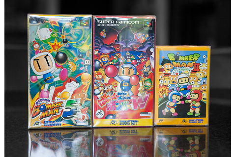 Bomberman games | Retro Video Gaming