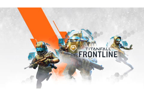 Titanfall Frontline Mobile Phone Game Wallpaper for ...