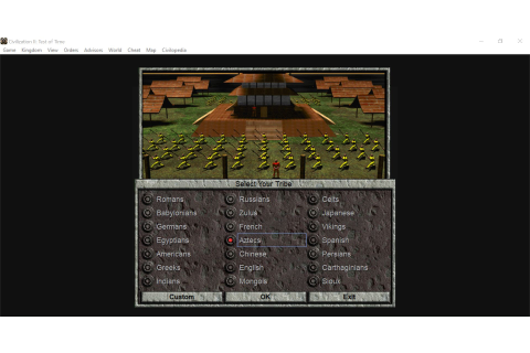 Civilization II: Test of Time - Old Games Download