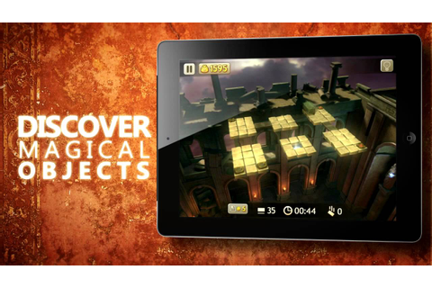 Cuboid - 3D Puzzle Game for iPad. PSN hit now on iOS! Play ...