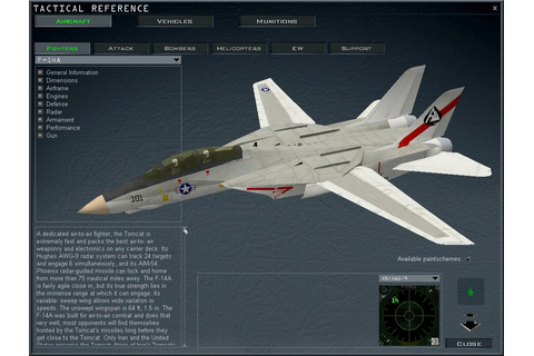 Falcon 4.0: Allied Force Screenshots for Windows - MobyGames