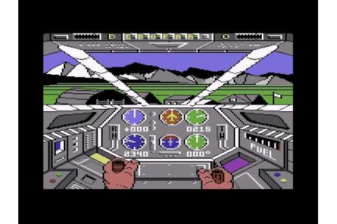 OGT - Infiltrator - C64 Part One A - YouTube
