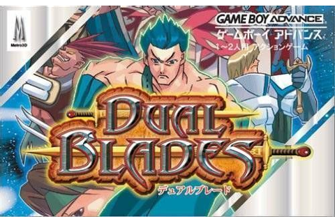 Dual Blades ROM - Gameboy Advance (GBA) | Emulator.Games