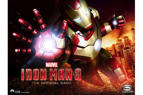 Iron Man 3 - The Official Game | Iron Man Wiki | Fandom ...