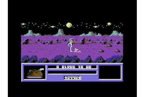 Star Paws - C64 Longplay / Walkthrough - YouTube