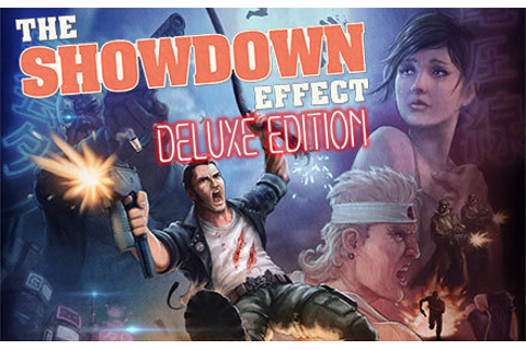 The Showdown Effect Deluxe Edition | wingamestore.com