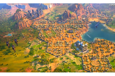 Build Your Own Civilizations With Humankind; New Sega Game ...