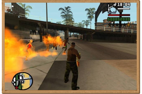 GTA San Andreas Free Download Full Game For PC
