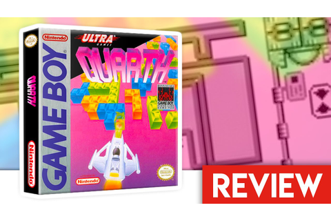 Quarth Game Boy Review - YouTube