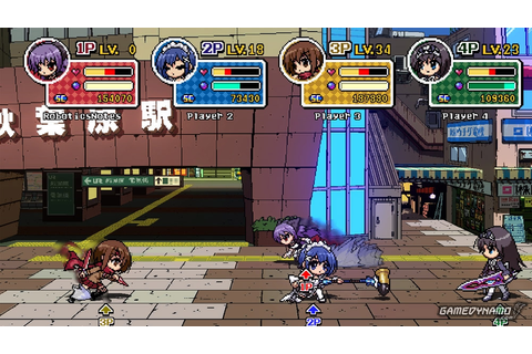Phantom Breaker: Battlegrounds Review | Middle Of Nowhere ...