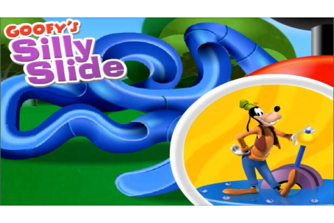 Mickey Mouse Clubhouse - Goofy's Silly Slide - Goofy's ...