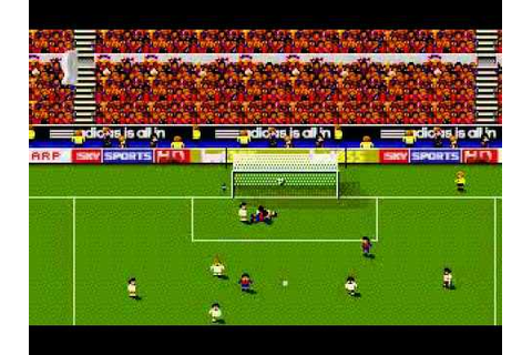SENSIBLE WORLD OF SOCCER PC PATCH 2014 - YouTube