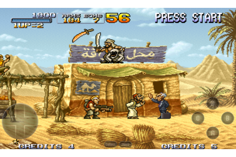 "Free Download Games "" Metal Slug 2 - Super Vehicle "" and ..."