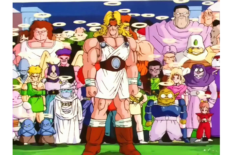 Otro Mundo | Dragon Ball Wiki | FANDOM powered by Wikia