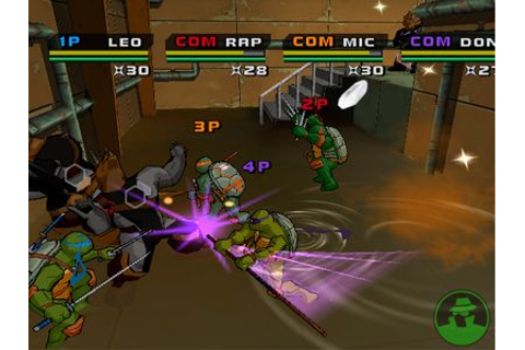 GameSpy: Teenage Mutant Ninja Turtles 3: Mutant Nightmare ...
