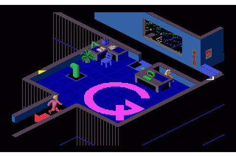 D/Generation (1992) by The Software Toolworks Amiga game