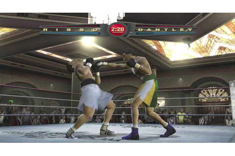 Ea Sports Fight Night 2004 Download Game | GameFabrique