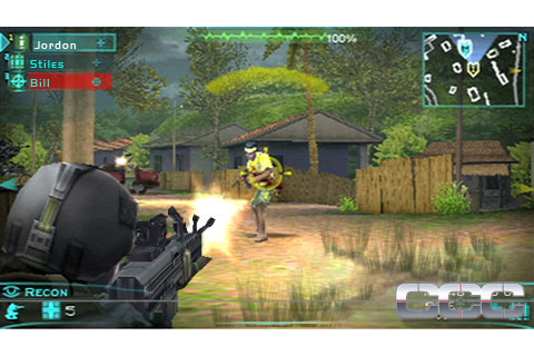 Tom Clancy's Ghost Recon Predator Review for PlayStation ...