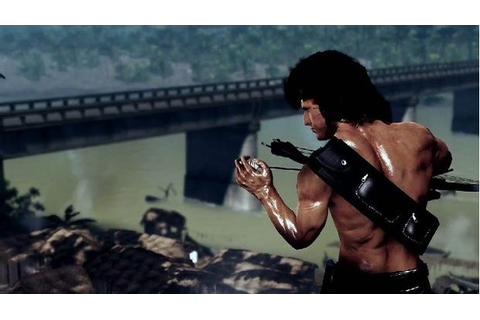 Review: Rambo: The Video Game