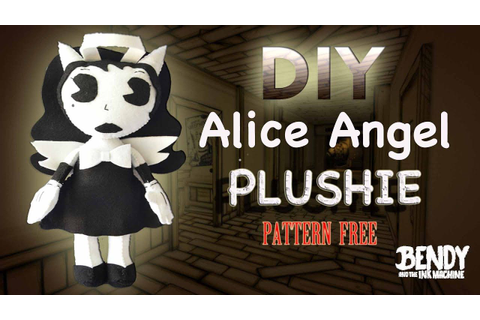 DIY - Tutorial Alice Ángel - Alice Angel Tutorial vÍdeo ...
