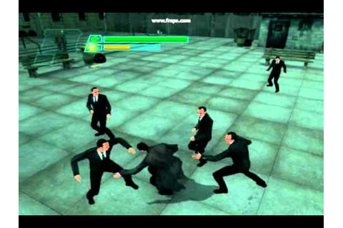 The matrix Path of neo Gameplay on pc.wmw +download link ...