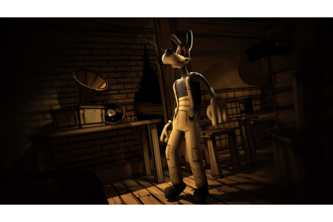 Bendy and the Ink Machine Spin-off Game Boris and the Dark ...