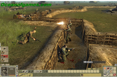 Men Of War Condemned Heroes Free Download - Ocean Of Games