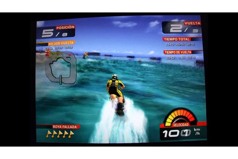 Jet Ski Riders, Wave Rally, PlayStation 2, PS2, Kawasaki ...