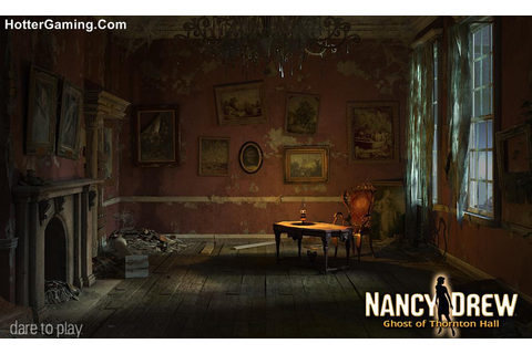 Nancy Drew Ghost of Thornton Hall Free Download Pc Game ...