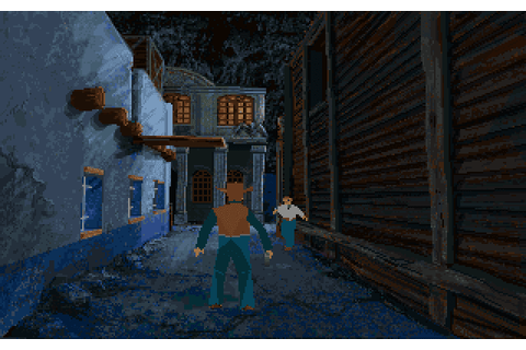 Download Alone in the Dark 3 - My Abandonware