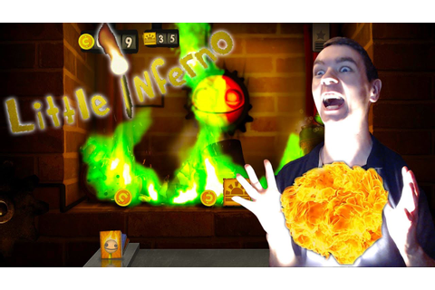 JACK GOES CRAZY | Little Inferno # 2 - YouTube