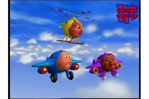 Jay Jay the Jet Plane Episode 40 The Counting Game | Watch ...