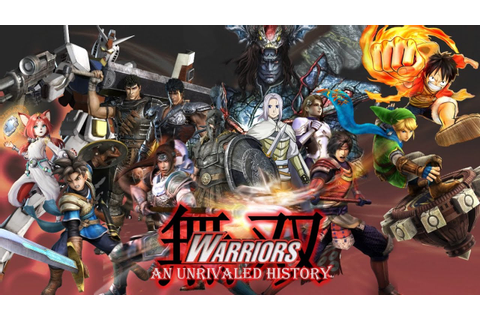 Warriors: An Unrivaled History - Koei Warriors ...