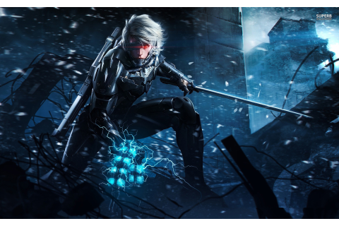 Metal Gear Rising: Revengeance Windows, Mac, Linux, X360 ...