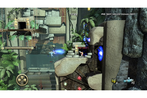 PS3 PSN GAMES FREE DOWNLOAD: CRASH COMMANDO + DLC US [4.21]