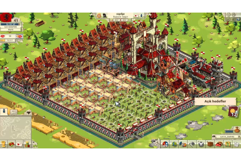 Goodgame Empire Turkey - YouTube