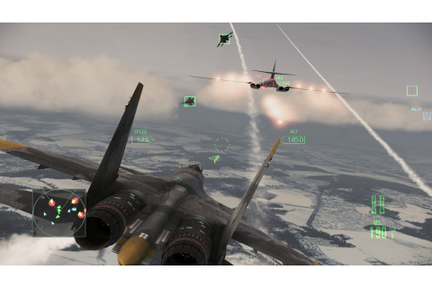 Ace Combat: Assault Horizon Enhanced Edition | Binary ...
