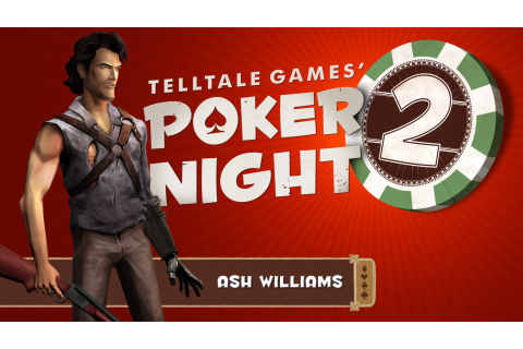 Save 80% on Poker Night 2 - Buy and download on GamersGate