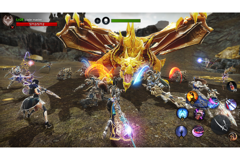 Nexon M Announces MMORPG 'AxE: Alliance vs Empire' for ...