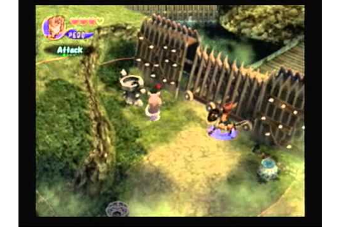 TPGR : Final Fantasy Crystal Chronicles (GameCube) first ...
