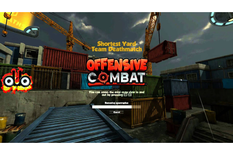 Offensive Combat Pro Domination - Facebook FPS Game ...