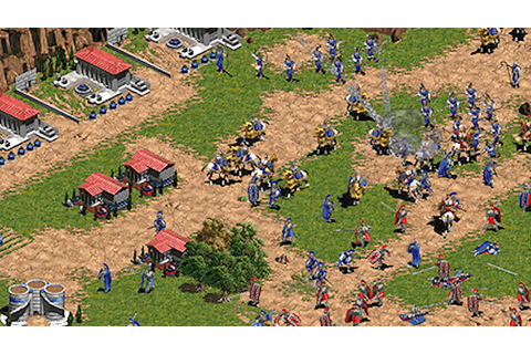 Download Age of Empires: Definitive Edition torrent free ...