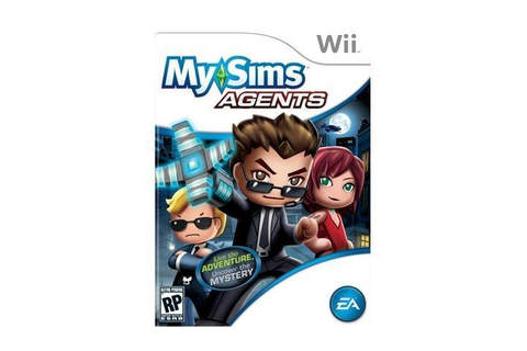 MySims Agents Wii Game - Newegg.com